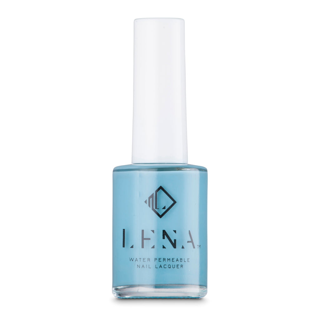 LENA - Matte Breathable Nail Polish - Splash Of Class - LE59