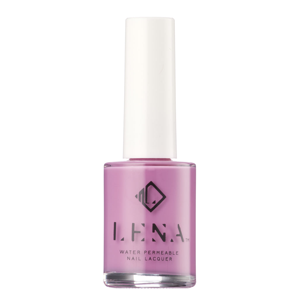 Breathable Halal Nail Polish - Light My Shisha - LE98 by LENA