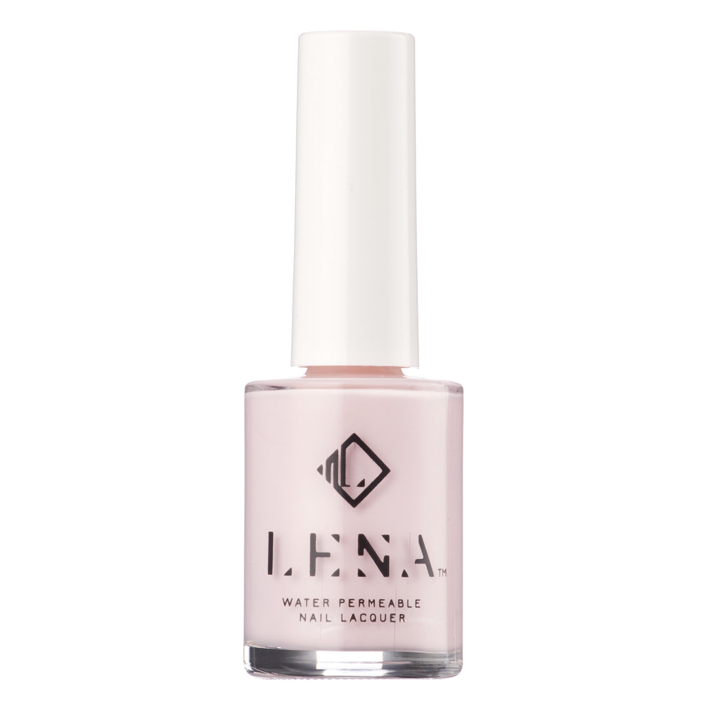 Breathable Halal Nail Polish - Too Much Highlight! - LE100 by LENA