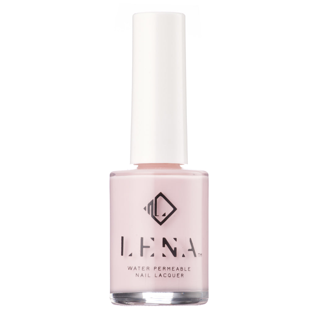 Breathable Halal Nail Polish - Millenial Pink - LE101 by LENA