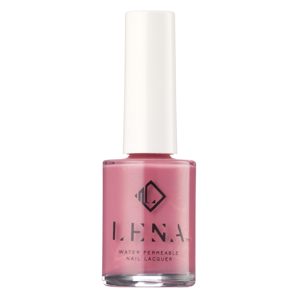 Breathable Halal Nail Polish - All Dolled Up - LE104 by LENA