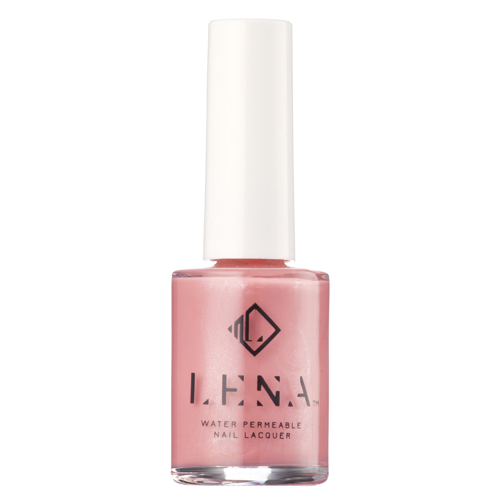 Breathable Halal Nail Polish - Bottle of Glamour - LE107 by LENA