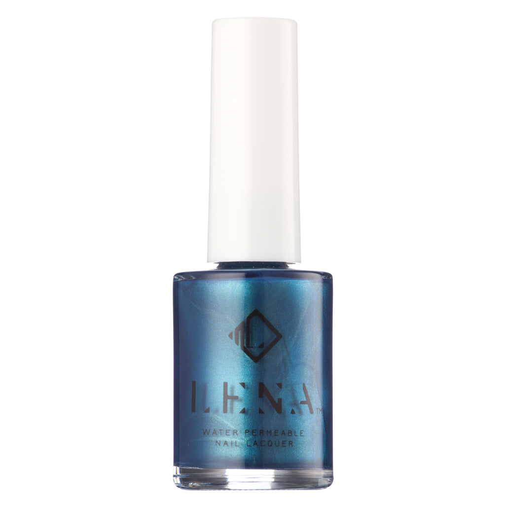 Breathable Halal Nail Polish - Toe-tally Teal - LE109 by LENA