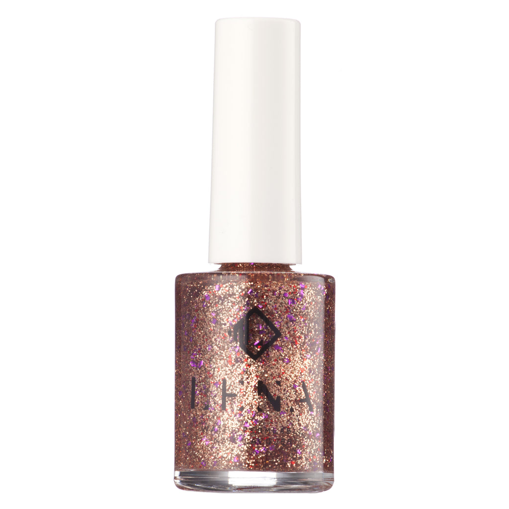Breathable Halal Nail Polish - Glitter-ati - LE111 by LENA