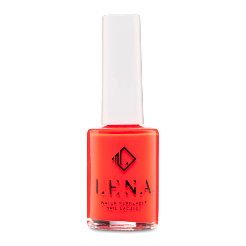 Halal Breathable Neon Nail Polish - Marrakech Moments - LE167