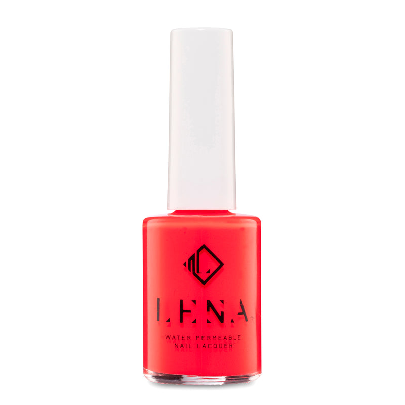 Halal Breathable Nail Polish - Hot Gossip - LE168