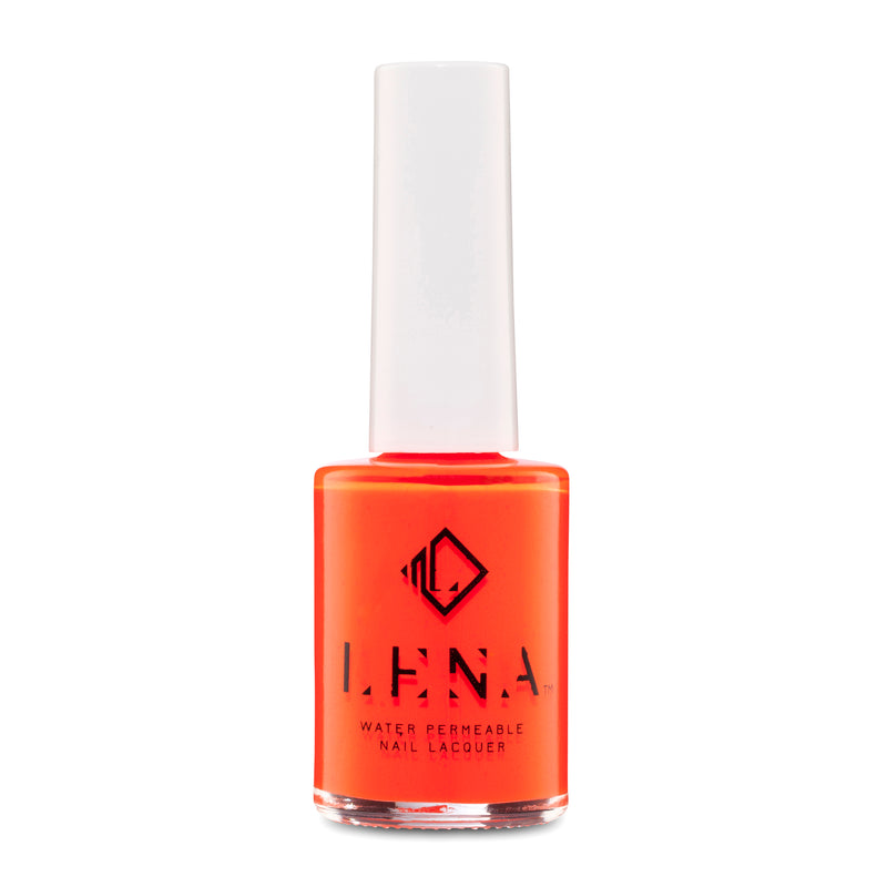 Halal Breathable Neon Nail Polish - Persian Princess - LE169