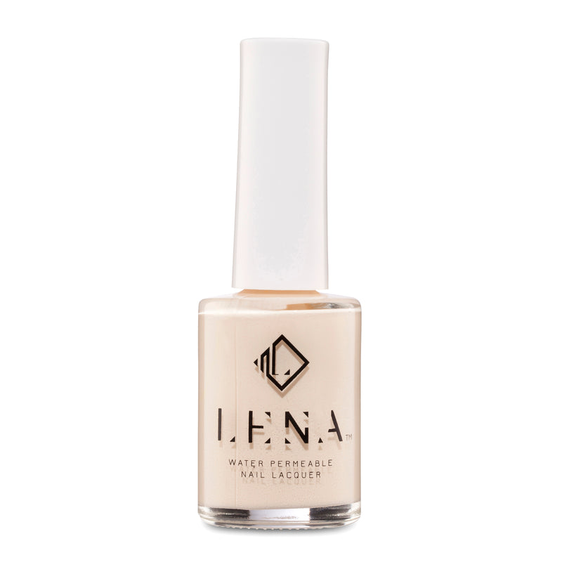 LENA - Breathable Nail Polish - Nikkah Bride - LE170