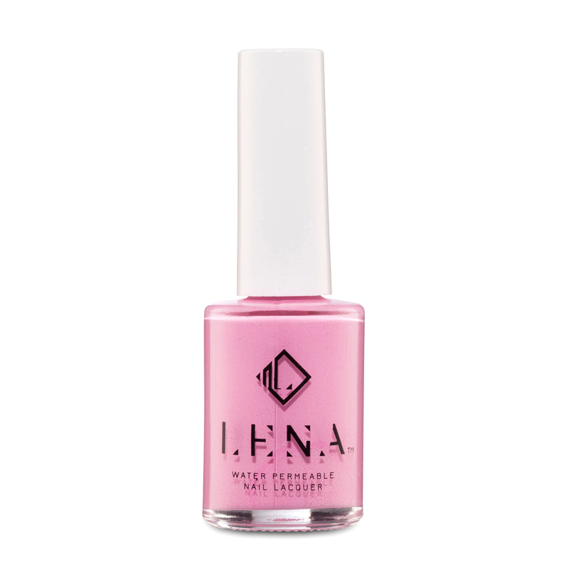 LENA - Halal Breathable Glitter Nail Polish - Eye Candy - LE173