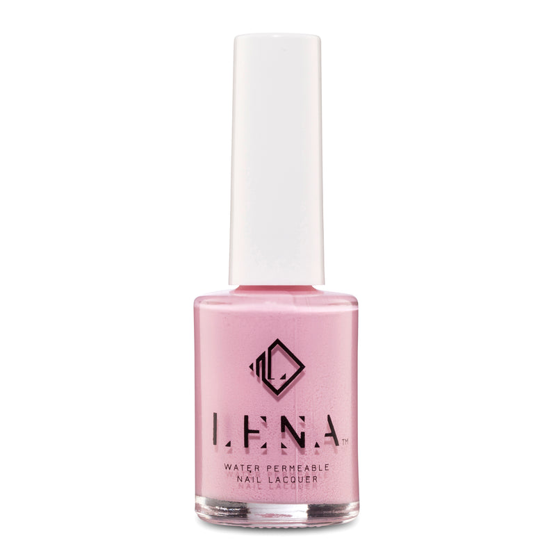 LENA - Breathable Halal Nail Polish - Silence in Sharjah - LE183