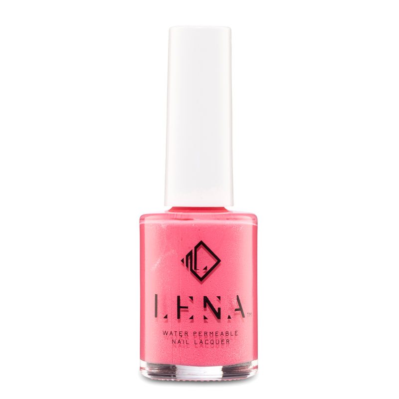 LENA - Halal Breathable Glitter Nail Polish - Miami of Morocco - LE184