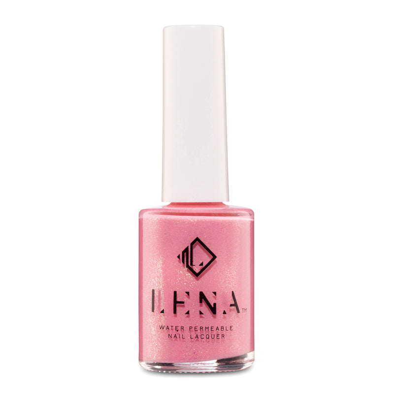 LENA - Breathable Halal Glitter Nail Polish - Ladies Only - LE189