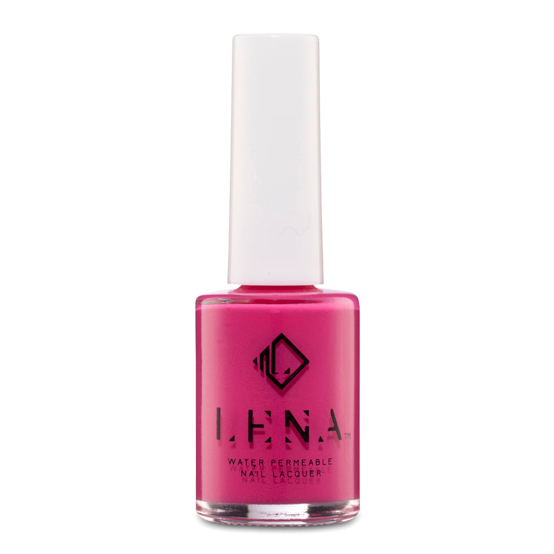 LENA - Breathable Halal Nail Polish - Pink Mocktail - LE190