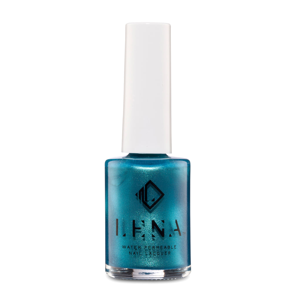LENA - Breathable Halal Nail Polish - Moroccan Mermaid - LE209
