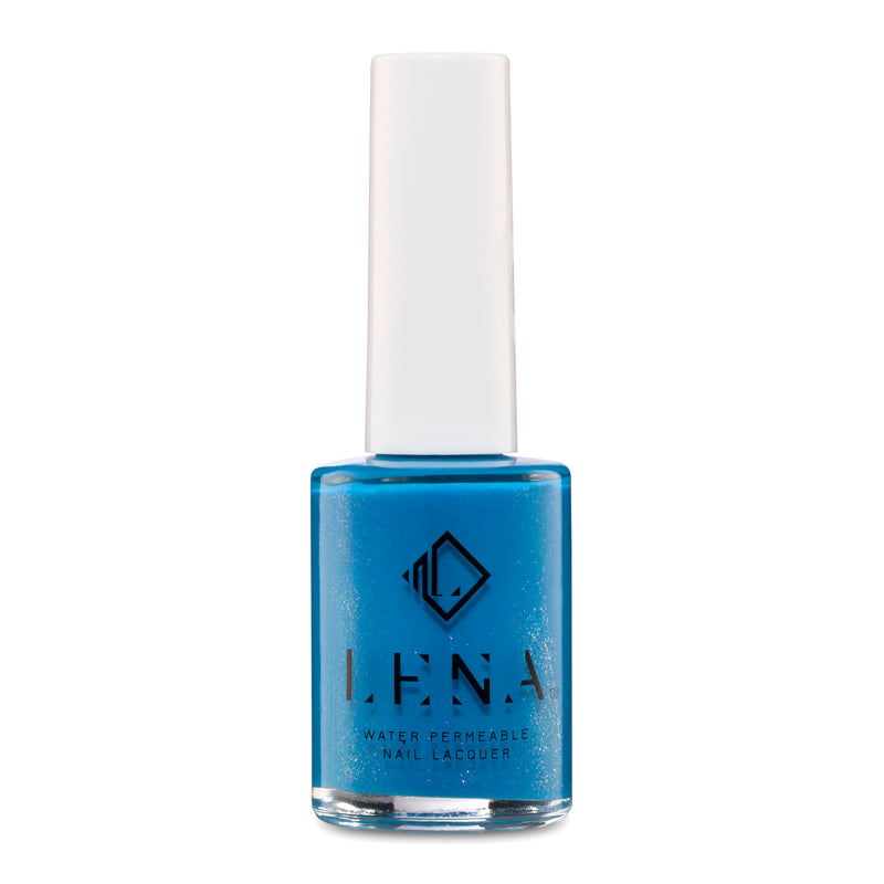 Breathable Halal Neon Nail Polish - Dubai Sky - LE213 by LENA