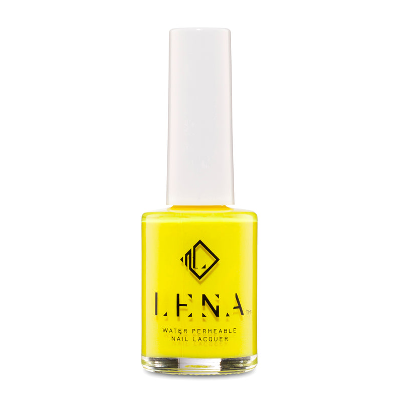 Neon Water Permeable Nail Polish - My Neon Sister - LE217