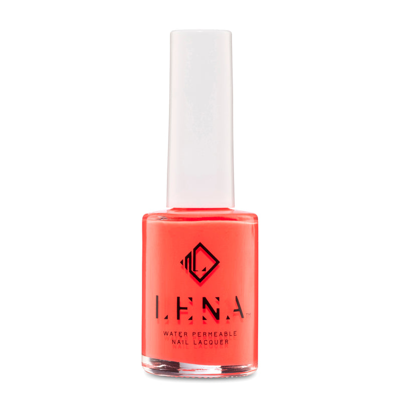 LENA Breathable Halal Neon Nail Polish - Hue Are You? - LE219