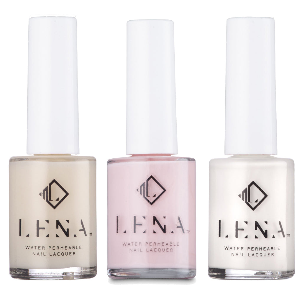 Pastel-Pink-French-Manicure