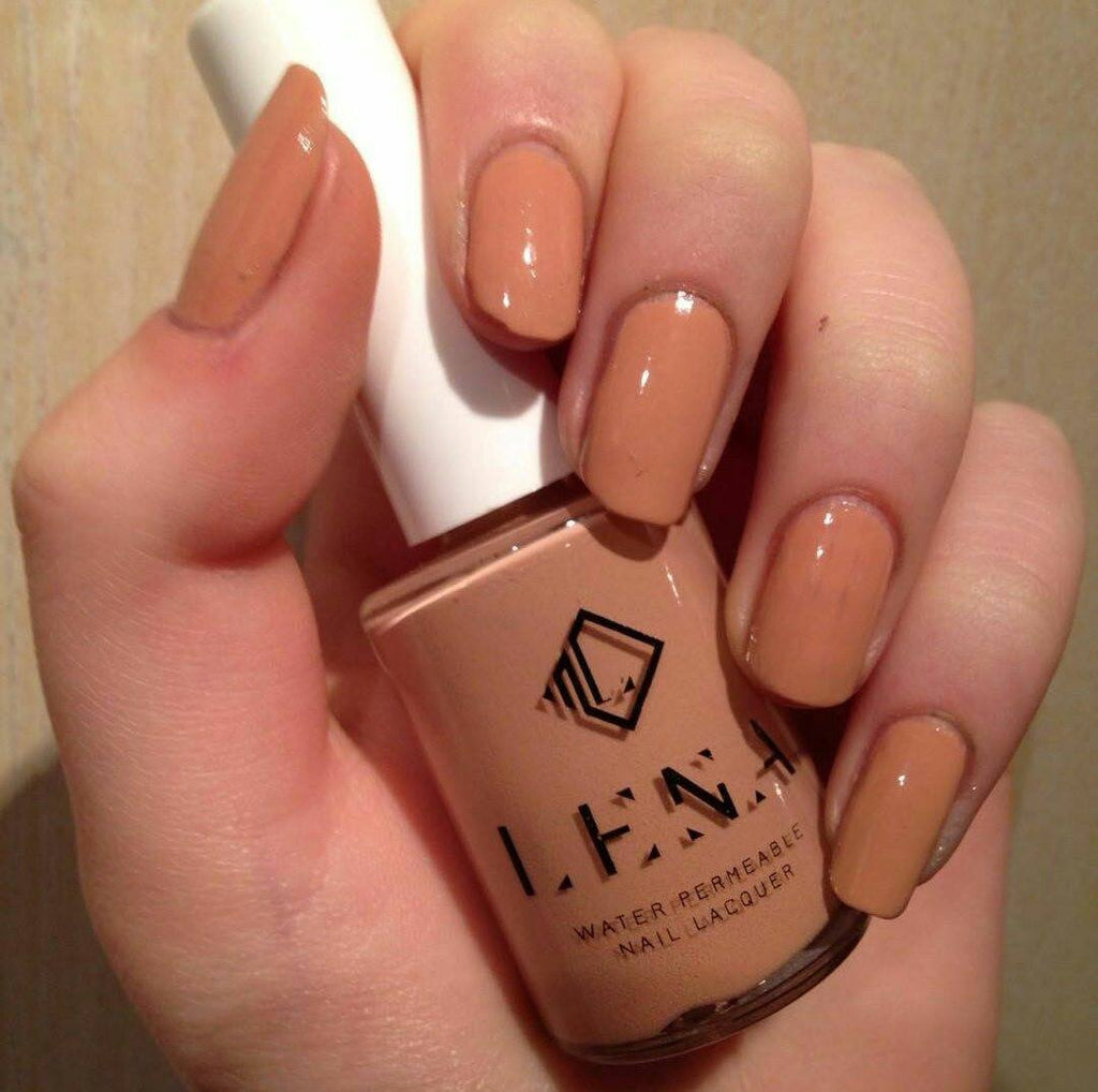 LENA Breathable Halal Nail Polish Camel Ride For Two LE26
