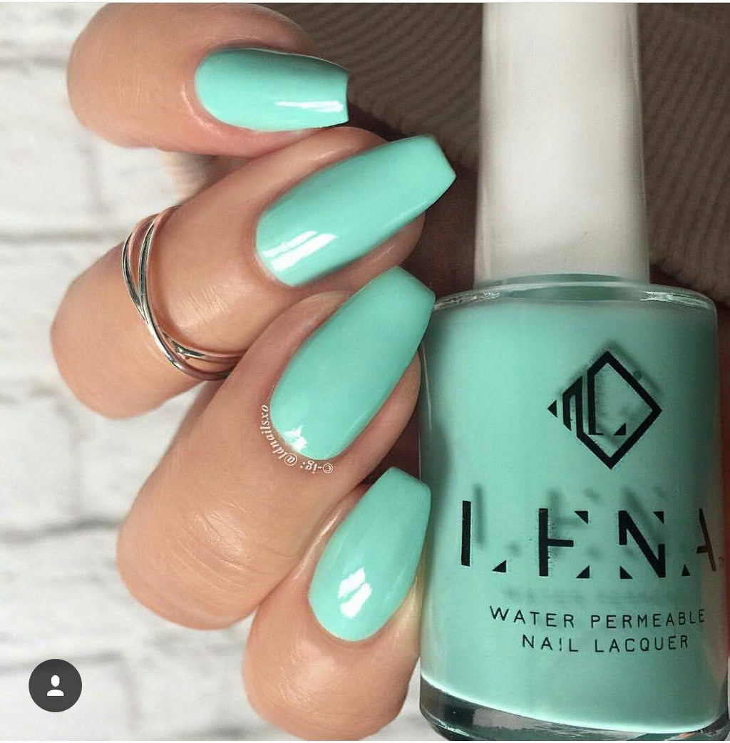 LENA - Breathable Halal Nail Polish - Modesty is Chic - LE45