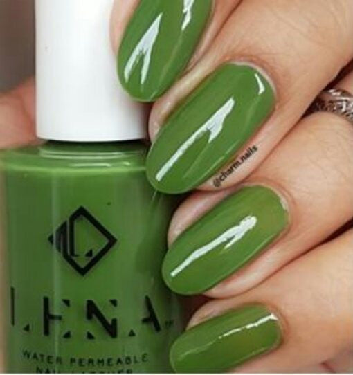 LENA - Breathable Halal Nail Polish - Wake Up & Make Up - LE76