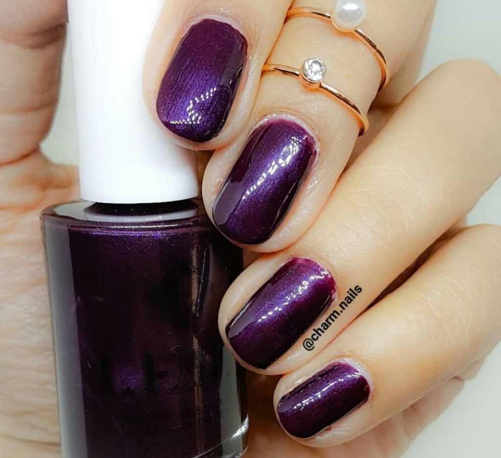 Breathable Halal Nail Polish - Super Rich - LE138 by LENA