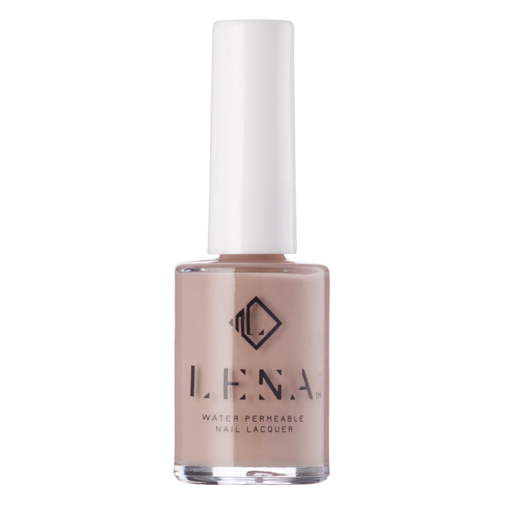 LENA - Matte Breathable Nail Polish - MUA…Before & After - LE52