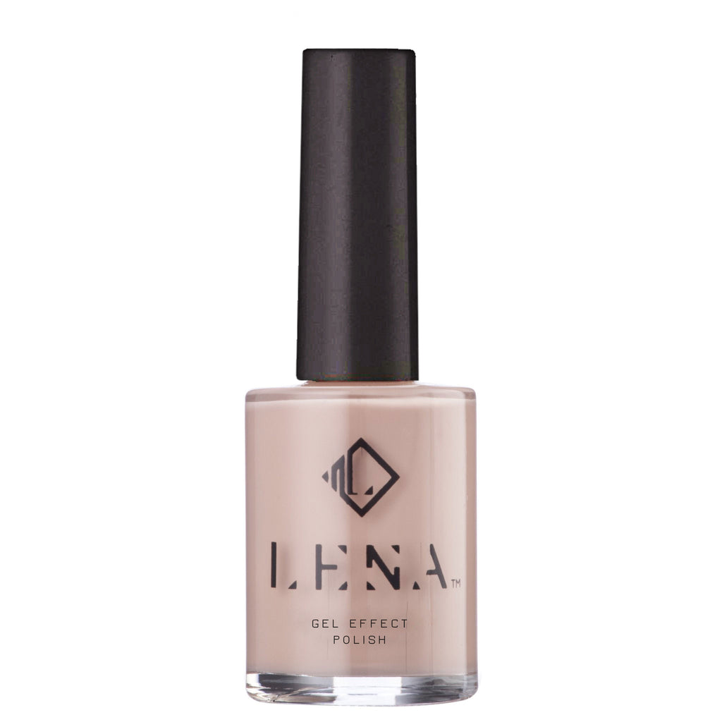 Gel Effect Nail Polish - Flawless Make Up - LG90 by LENA