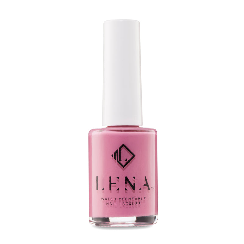 LENA Halal Nail Polish -  Breathable - Water Permeable Nail Polish - Modest Dresser - LE229