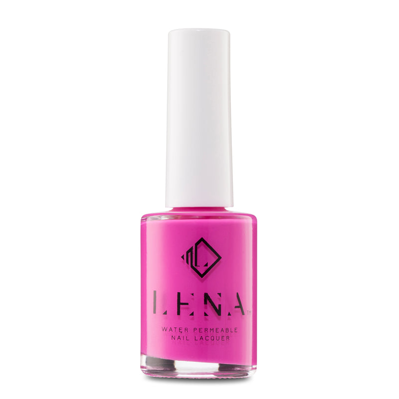LENA Halal Nail Polish -  Breathable - Water Permeable Nail Polish - Moroccan Princess - LE232