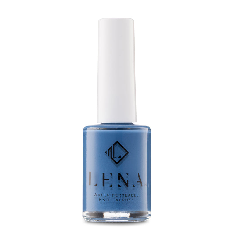 LENA Halal Nail Polish -  Breathable - Water Permeable Nail Polish - Private Island - LE233