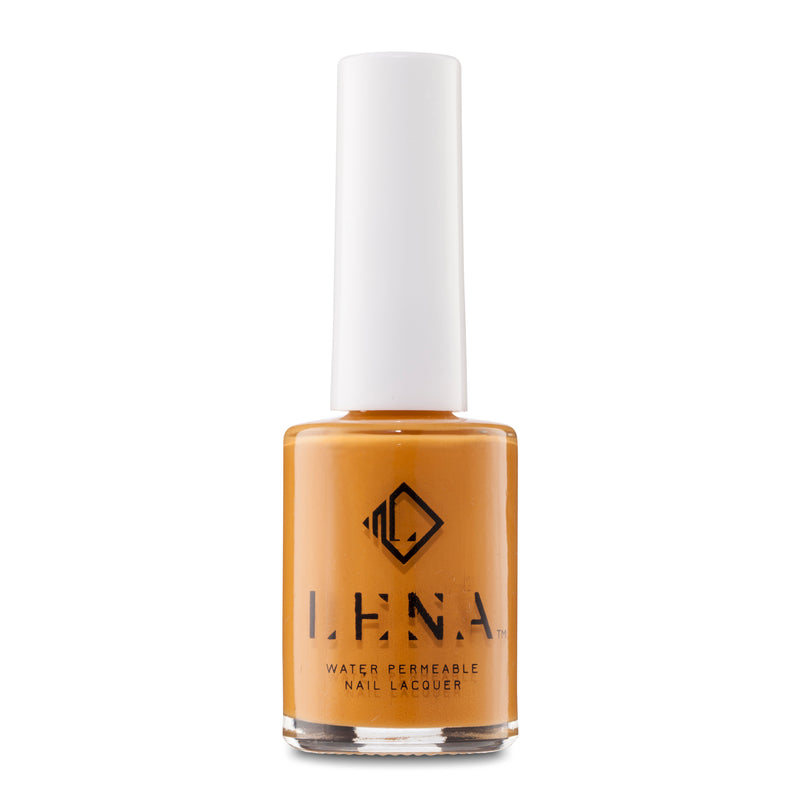 LENA Halal Nail Polish -  Breathable - Water Permeable Nail Polish - Stylish Karma - LE234