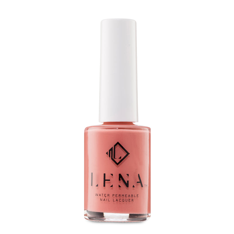 LENA Halal Nail Polish -  Breathable - Water Permeable Nail Polish - Role Model - LE236