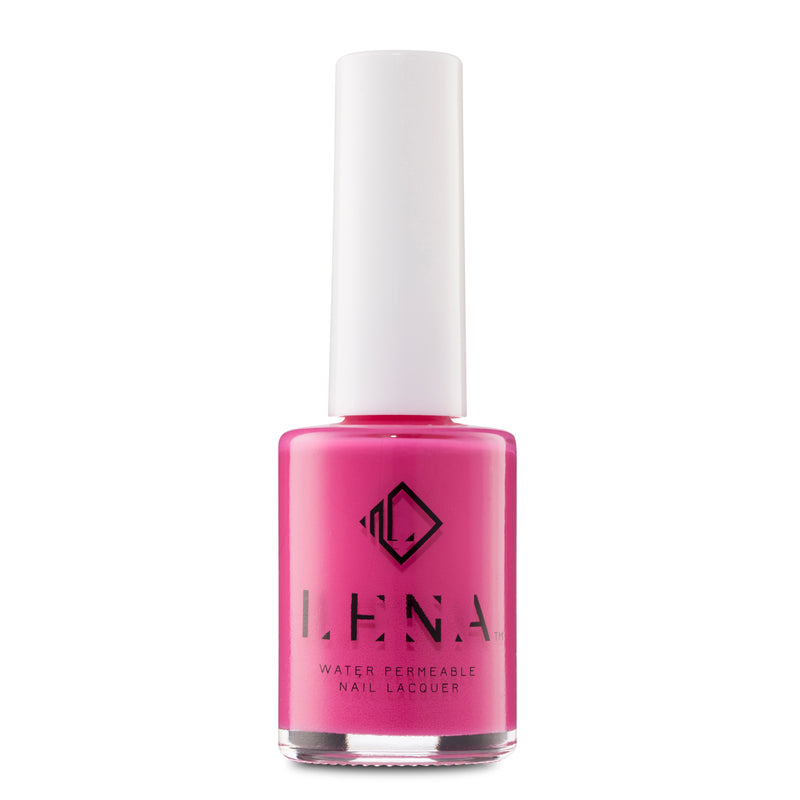 LENA Halal Nail Polish -  Breathable - Water Permeable Nail Polish - Secret Romance - LE237