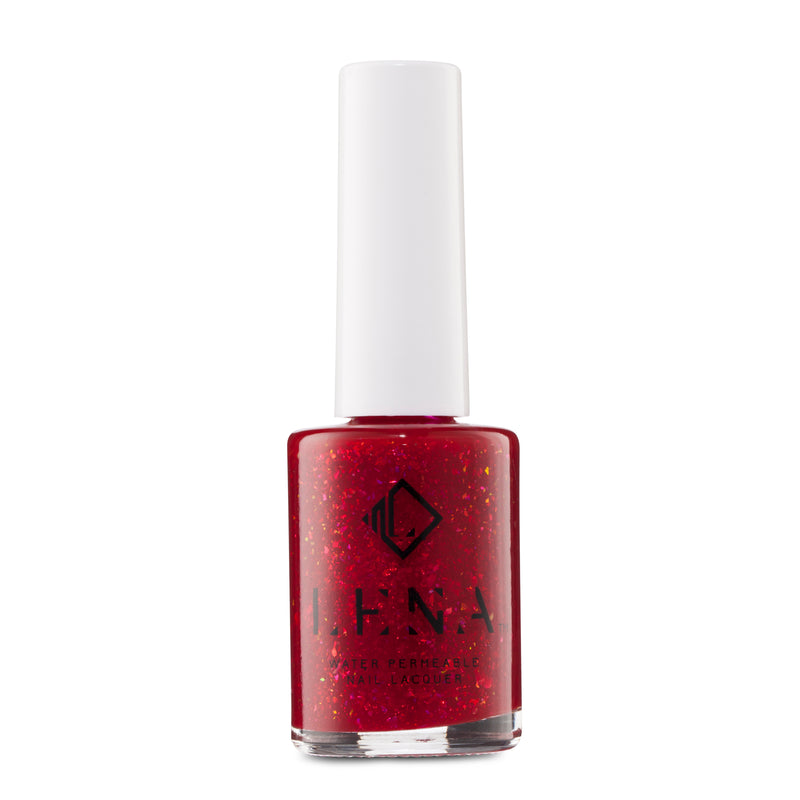 LENA - Breathable Halal Glitter Nail Polish - Miss Bollywood - LE238