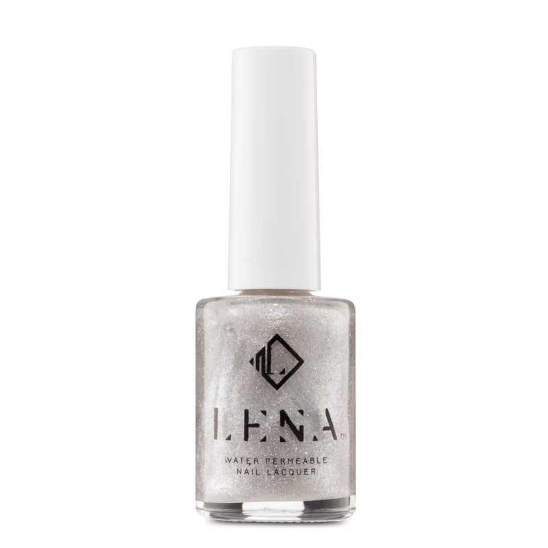 LENA - Breathable Halal Glitter Nail Polish - Glitzy Party - LE239