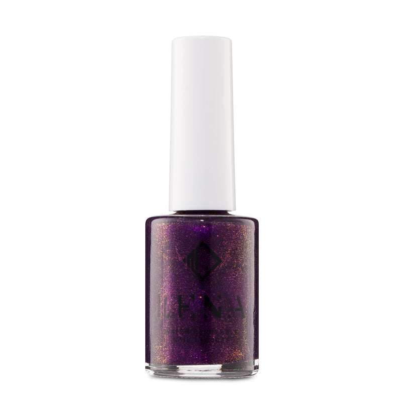 LENA Halal Nail Polish -  Breathable - Water Permeable Nail Polish - Queen of Qatar - LE244
