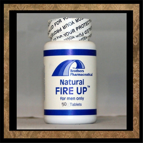 FIRE-UP FOR MEN 50 TABLETS