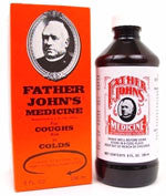 Father John Cough Syrup - Miller's Rexall