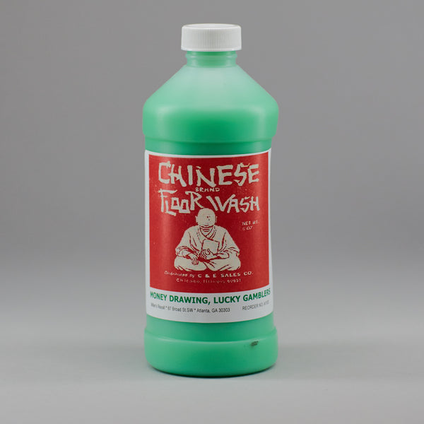 Green Chinese Bath & Floor Wash - Miller's Rexall