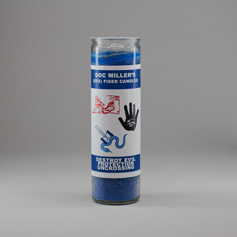 Destroy Evil/Protection Candle - Miller's Rexall