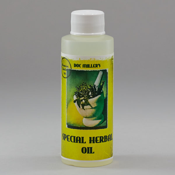 Special Herbal Oil - Miller's Rexall