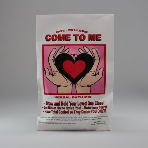Come To Me Bath Mix - Miller's Rexall