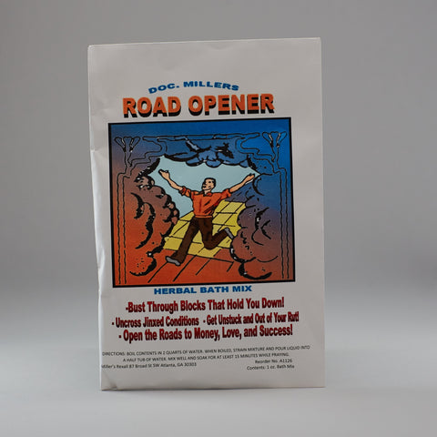 Road Opener Bath Mix - Miller's Rexall