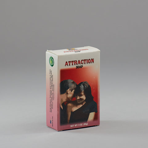 Attraction Soap - Miller's Rexall