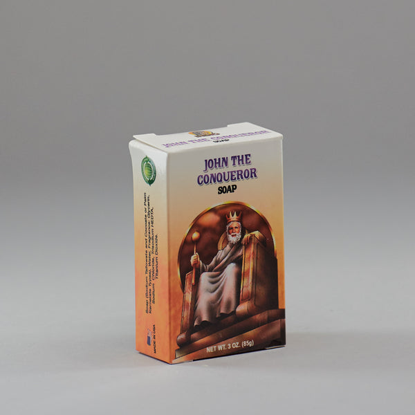 High John the Conqueror Soap - Miller's Rexall