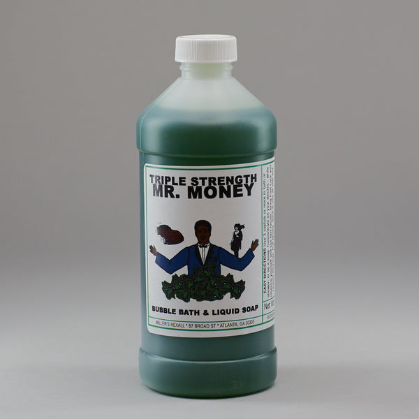 Mr. Money Soap Bubble Bath - Miller's Rexall