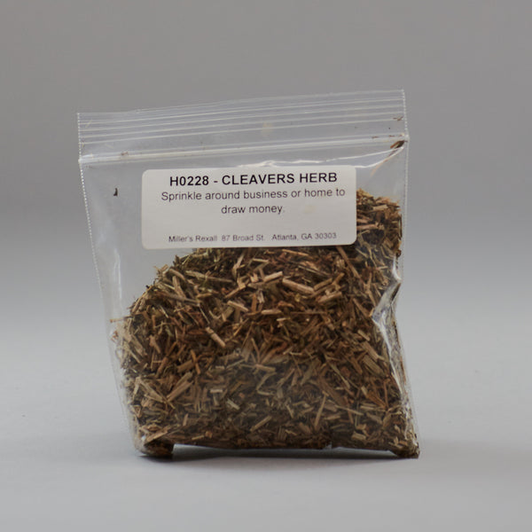 Cleavers Herb - Miller's Rexall