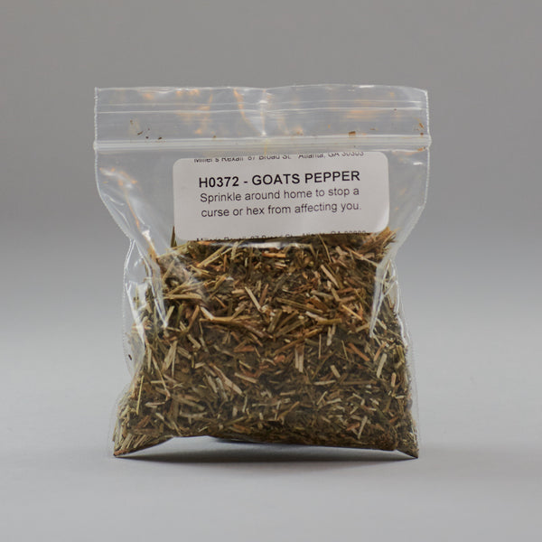 Goats Pepper