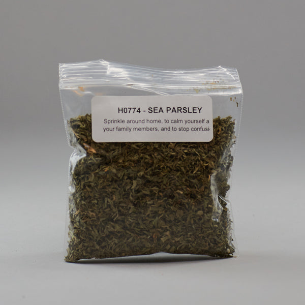 Sea Parsley - Miller's Rexall